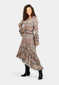 Isla Ibiza Bonita - MECA - Pleated skirt - multicoloured - 1