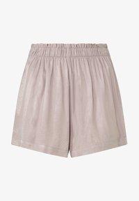 OYSHO - JACQUARD - Pantaloni del pigiama - mauve - 4