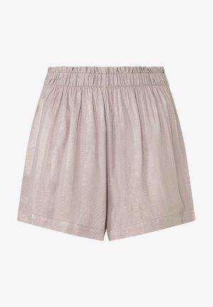 JACQUARD - Pyjama bottoms - mauve