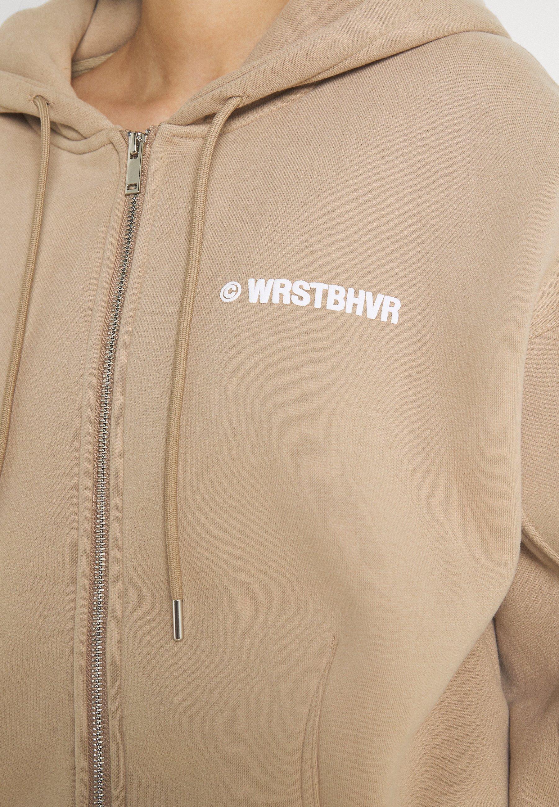 Women CORBY HOODED ZIP WOMEN - Zip-up sweatshirt