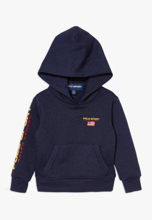 HOOD - Sweatshirt - cruise navy