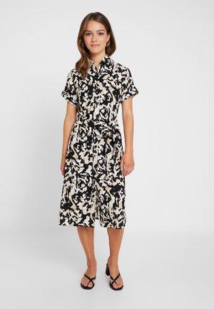 PRINT CAMO SHIRT DRESS - Košilové šaty - multi coloured