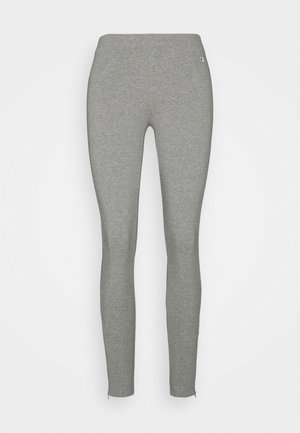 7/8 LEGGINGS - Leggings - mottled grey