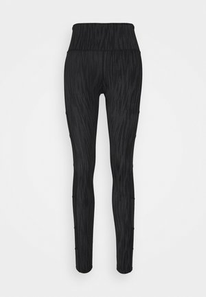 MAKE ME ZEN LEGGING - Trikoot - black