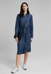 Esprit - Day dress - blue medium wash - 1