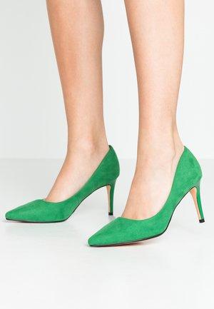 FANNY - Classic heels - green