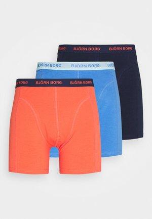 SEASONAL SOLID SAMMY 3 PACK - Pants - ultramarine