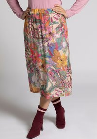 Ulla Popken - A-line skirt - multi - 0