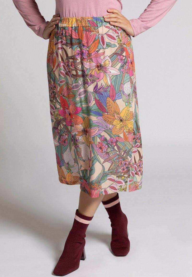 Ulla Popken - A-line skirt - multi