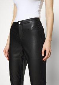 Calvin Klein Jeans - Trousers - black - 3