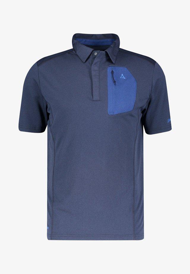 ROSARIA - Polo shirt - nachtblau