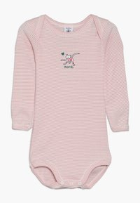 Petit Bateau - BABY 5 PACK - Body - pink/off-white - 2