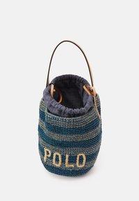 Polo Ralph Lauren - STRIPES BUCKET - Kabelka - blue/multi - 2