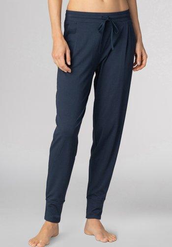 SCHLAFHOSE SERIE NIGHT2DAY - Pyjama bottoms - night blue