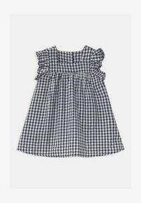 Cotton On - ANNIE FLUTTER SLEEVE  - Day dress - navy blazer - 0