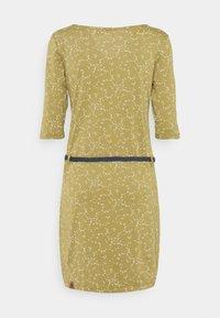 Ragwear - TAMY - Žerzejové šaty - khaki - 6
