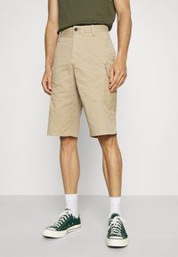 s.Oliver - BERMUDA - Shorts - beige - 0