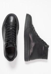 KIOMI - High-top trainers - black - 1