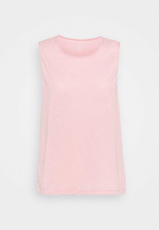 TANK - Top - relaxing pink
