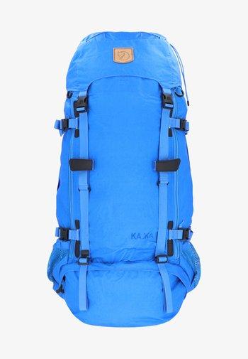 KAJKA - Hiking rucksack - blue