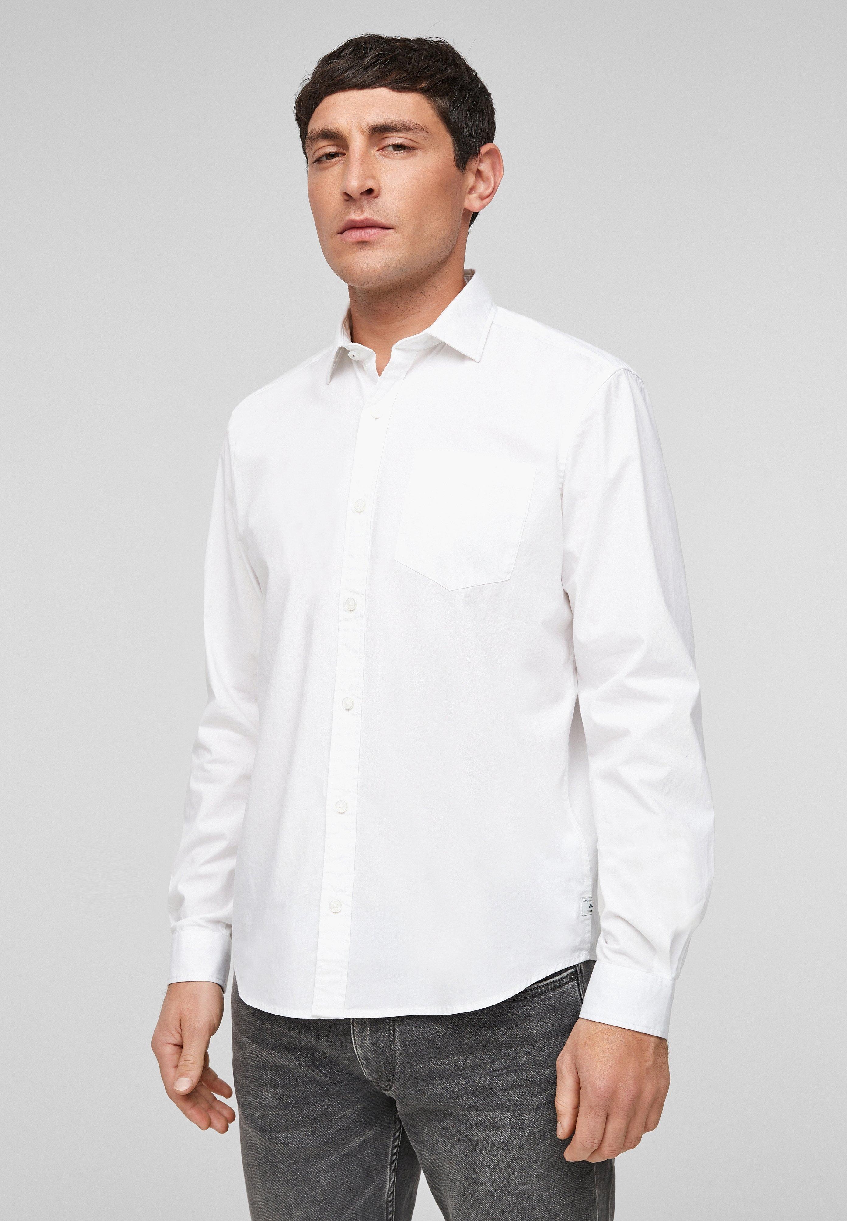 Herren Regular: Chambray  - Hemd