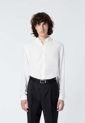 COL CLASSIQUE - Shirt - white