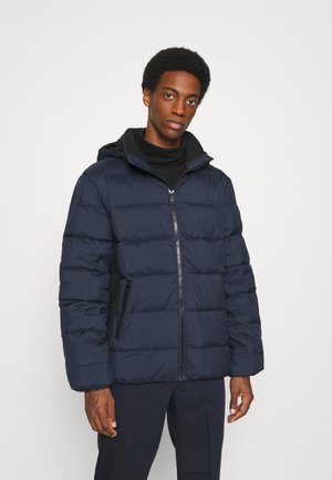Down jacket - blue navy