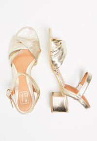 RISA - Sandals - gold - 2