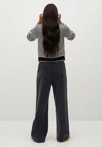 Mango - FILIPPO - Trousers - zwart - 2