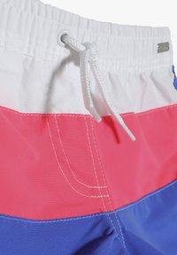 Bench - SHORTS BENCH - Bañador - blue/pink - 4