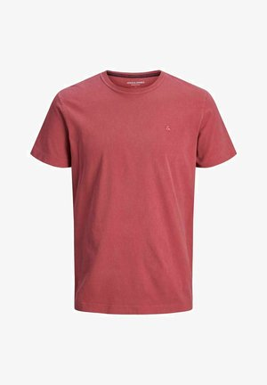 Basic T-shirt - slate rose