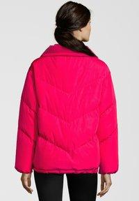 Rino&Pelle - HALLY - Winter jacket - pink - 1