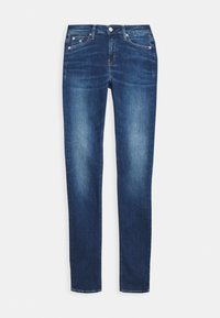 Calvin Klein Jeans - SUPER SKINNY - Jeans Skinny Fit - mid blue - 3