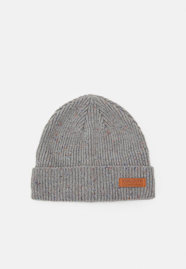 BRODY HAT UNISEX - Berretto - grey