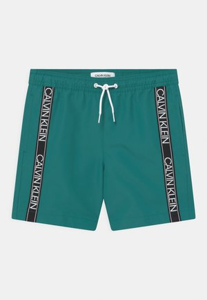 MEDIUM DRAWSTRING - Swimming shorts - seans teal