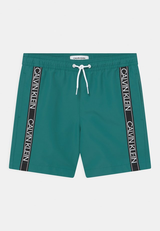MEDIUM DRAWSTRING - Zwemshorts - seans teal