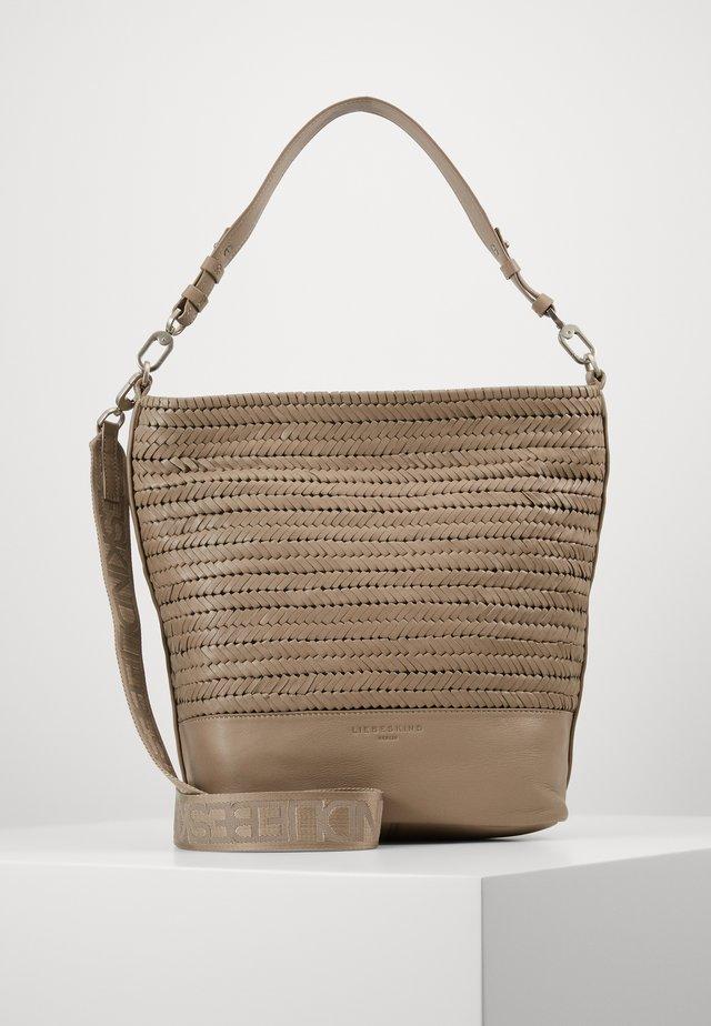 INSIHOBOM - Handbag - taupe