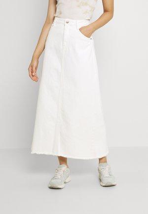 CHICHI - Maxi sukně - off white