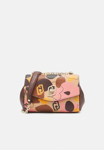 S CROSSBODY - Across body bag - multi-coloured