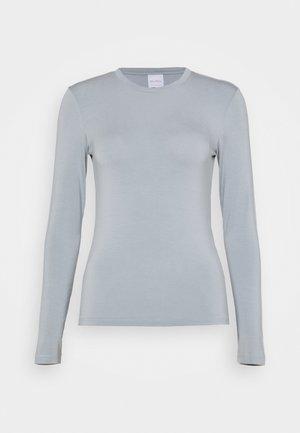 ASIAGO - Long sleeved top - himmelblau