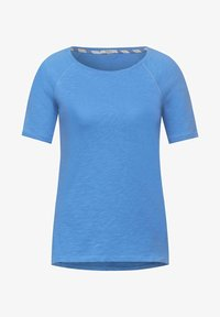 Cecil - RAGLAN  - Basic T-shirt - blau - 3