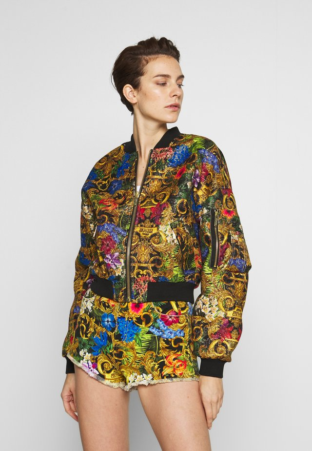 LADY JACKET - Bomber Jacket - multi-coloured