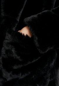 Even&Odd - Wollmantel/klassischer Mantel - black - 5