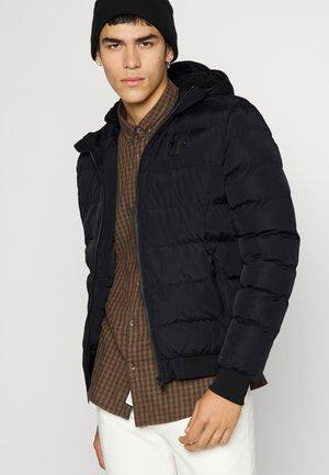 MISSILE JACKET PEAK HOOD - Light jacket - black