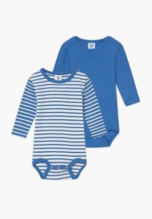 LONGSLEEVE BABY 2 PACK - Body - blue