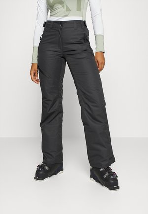 CURLEW - Snow pants - anthracite
