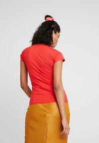 NEW girl ORDER - GET LIT - T-shirt med print - red - 2