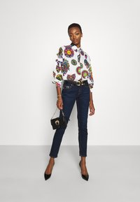 Versace Jeans Couture - Jeans Skinny Fit - blue denim - 1