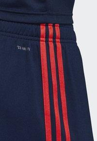 adidas Performance - FC BAYERN THIRD SHORTS - Short de sport - blue - 7