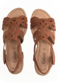 Gabor - Sandals - brandy - 1